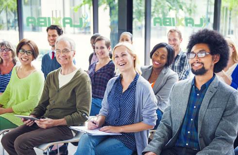 Image of a LAXIBA seminar